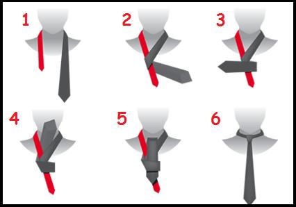 Comment faire son uniforme escadron 634 - Cravate dessin ...
